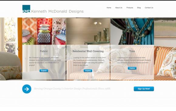 Kenneth McDonald Designs
